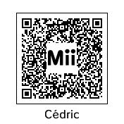 Cédric QR