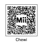 Chewi QR