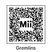 Gremlins QR
