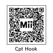 Captain Hook QR