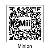 minion QR