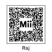 Raj QR